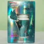 ลิโซ่ เขียว Lishou ผลิตภัณฑ์ลดน้ำหนัก ลิโซ่ รุ่นผู้หญิงฝรั่งชูแขน 40 แคปซูล