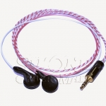 Yuin - PK2 DIY + Furukawa PCOCC Cable Modified Earphones