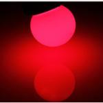 หลอดไฟE27 3W สีแดง สินค้าประกัน2ปี มี มอก