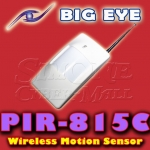 BIG EYE PIR-815C Wireless Motion Sensor