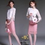 aisy Premium Collection Lace Dresses