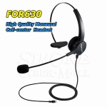 HION FOR630 – Monaural Headset For Landline Telephone and Call Center