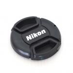 Body cap & Lens Cap for Nikon