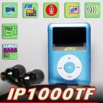 IP1000TF เครื่องเล่น MP3 จอ LCD 1.0 นิ้ว ชนิด TF Card