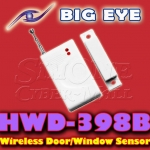 BIG EYE HWD-398B Door/Window Sensor