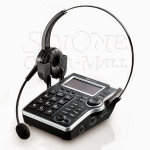 HION DT30 Headset Telephone + หูฟัง Headset V201
