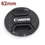 ฝาปิดหน้าเลนส์ Canon ขนาด 62mm