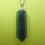 545 Labradonite Sword shape ขนาด 0.8 * 2.8 cm ลาบราโดไรต์ รูปดาบ