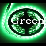 LED Ribbon Strip 5050 NK Green 1rall/5m