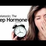 ฮอร์โมนธรรมชาติช่วยให้ง่วงช่วยให้หลับนามว่า เมลาโตนิน - Melatonin (N-acetyl-5-methoxytryptamine)