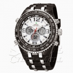 WEIDE – WH1107-2: Jumbo Size Dial Dual System Alar