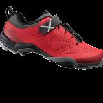 รองเท้าจักรยานเสือภูเขา, ทัวริ่ง ShimanoMT5 สีแดง