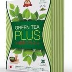 อาหารเสริมลดน้ำหนัก Green Tea Plus กรีนทีพลัส