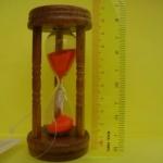 803 Rapid Meditation Hourglass (Orange)