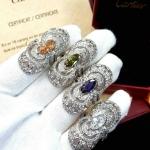 Diamond Ring ((เกรดจิวเวอรี่ค่ะ)) แหวนเพชร CZ แท้ เพชรสวยเลอค่า