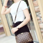 *Louis Vuitton mini crossbady bag *