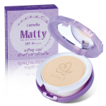 Camella Matty 2-Way Powder Cake SPF19 PA++