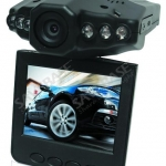 F198B – Car IR Night-Vision DVR With 140° Lens & 2.5in. LCD