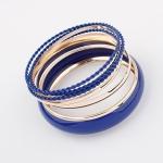 AJ1789 - สร้อยข้อมือ,กำไลข้อมือ,กำไล,สร้อยข้อมือทอง,กำไลทอง,เครื่องประดับ simple multilayer bracelet hot fashion OL temperament bracelet