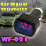 WF-021 Car Digital Volt-meter