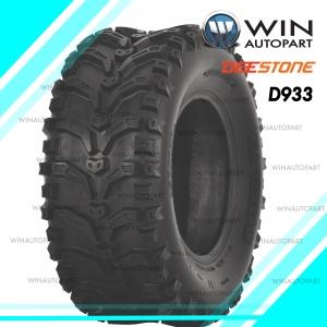 25X8.00-12 ยี่ห้อ DEESTONE รุ่น D933 TL ยางรถเอทีวี (ATV)