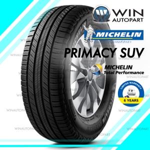 235/75R15 รุ่น PRIMACY SUV ยี่ห้อ MICHELIN ยางรถเอสยูวี