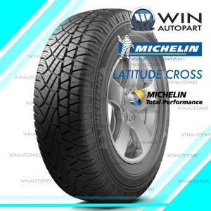 265/60R18 รุ่น Latitude Cross ยี่ห้อ Michelin ยางรถเอสยูวี / ยางรถเก๋ง / กระบะ