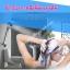 ฝักบัวเกาหลี ฝักบัวเพิ่มแรงดันน้ำ Powerful Water (รุ่นอลูมิเนียม) สีเงิน thumbnail 7