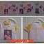 เสื้อกระดาษ(หลายสี) ตกแต่ง ของที่ระลึก ของขวัญ 45 บาท thumbnail 2