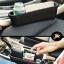 NEW ที่ใส่ของข้างเบาะรถยนต์ ที่จัดระเบียบในรถ กล่องใส่ของเสียบช่องระหว่างเบาะในรถ (สีดำ) thumbnail 4