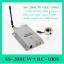 SS-208CW+ RC-100S - 1.2GHz Mini Wireless Camera Kit thumbnail 1