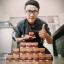 Coffee curcuma scrub soap by..noomham 1 ก้อน thumbnail 112