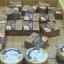 Coffee curcuma scrub soap by..noomham 1 ก้อน thumbnail 203