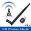 USB WIFI adapter 150Mbps IEEE 802.11n/g/b พร้อมเสา 5dB และเปลี่ยนเสาได้ thumbnail 1