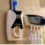 เครื่องบีบยาสีฟันอัตโนมัติ (สูญญากาศ) นวัฒกรรมเกาหลี รุ่น ZGT-001 (สีขาว/ดำ) thumbnail 1