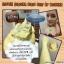 Coffee curcuma scrub soap by..noomham 1 ก้อน thumbnail 85