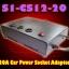 S1-CS12-20 : AC100-220V-To-DC12V/20A Car Power Socket Adaptor thumbnail 1
