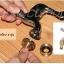 ข้อต่อทองเหลือง สำหรับต่อปลายก๊อกน้ำ thumbnail 7