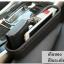 NEW ที่ใส่ของข้างเบาะรถยนต์ ที่จัดระเบียบในรถ กล่องใส่ของเสียบช่องระหว่างเบาะในรถ (สีดำ) thumbnail 3