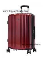 กระเป๋าเดินทาง Ricardo ขนาด 28 นิ้ว รุ่น Sunset สี Wine Red