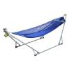 เครื่องไกวเปล Autoru รุ่น Giant + เปลญวนเด็ก Premium hammock (สีน้ำเงิน)