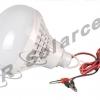 หลอด LED 12/24V 3W มีสายพร้อมคลิปหนีบ