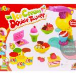 แป้งโด ชุด Ice Cream Twister ส่งฟรี