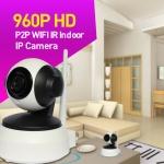 SMART PLUS + : IP NETWORK CAMERA : 960p 1.3MP 3.6mm Wireless Wifi IP Camera -Xmeye