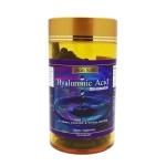 Skin Safe Hyaluronic acid Plus resveratrol ไฮยาลูรอนิค แอซิด Hyaluronic Acid 400 mg จำนวน 150 เม็ด