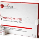 Mixing White Ennigize สูตรใหม่สีตัวยาชมพู ใช้แล้วขาวใสอมชมพู