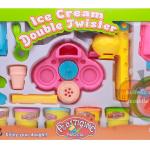 แป้งโด ชุด Ice Cream Dubble Twister ส่งฟรี