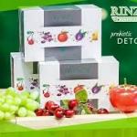 RINZE Detox รินเซ่ ดีทอกซ์สูตรพรีไบโอติก พุงยุบ ลำไส้สะอาด ธรรมชาติ 100%