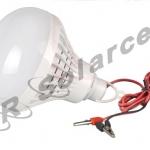 หลอด LED 12/24V 5W มีสายพร้อมคลิปหนีบ