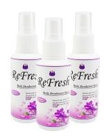 สเปรย์น้ำหอมระงับกลิ่นกาย (กลิ่น CK One Unisex ) 60 ml.(1ขวด)